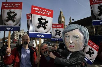 Le tacle cinglant de Londres sur le projet d'un nouveau référendum — Ecosse